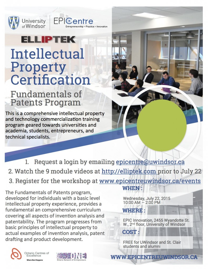 IP Workshop July 22