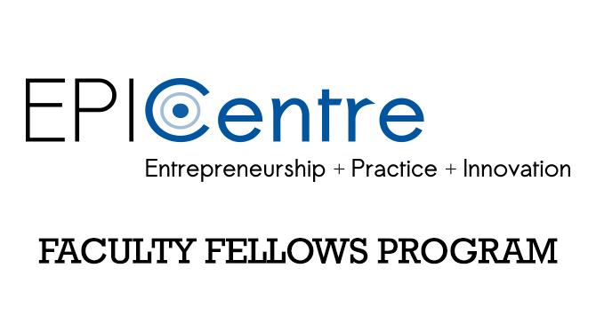 EPICentre Faculty Fellows Program