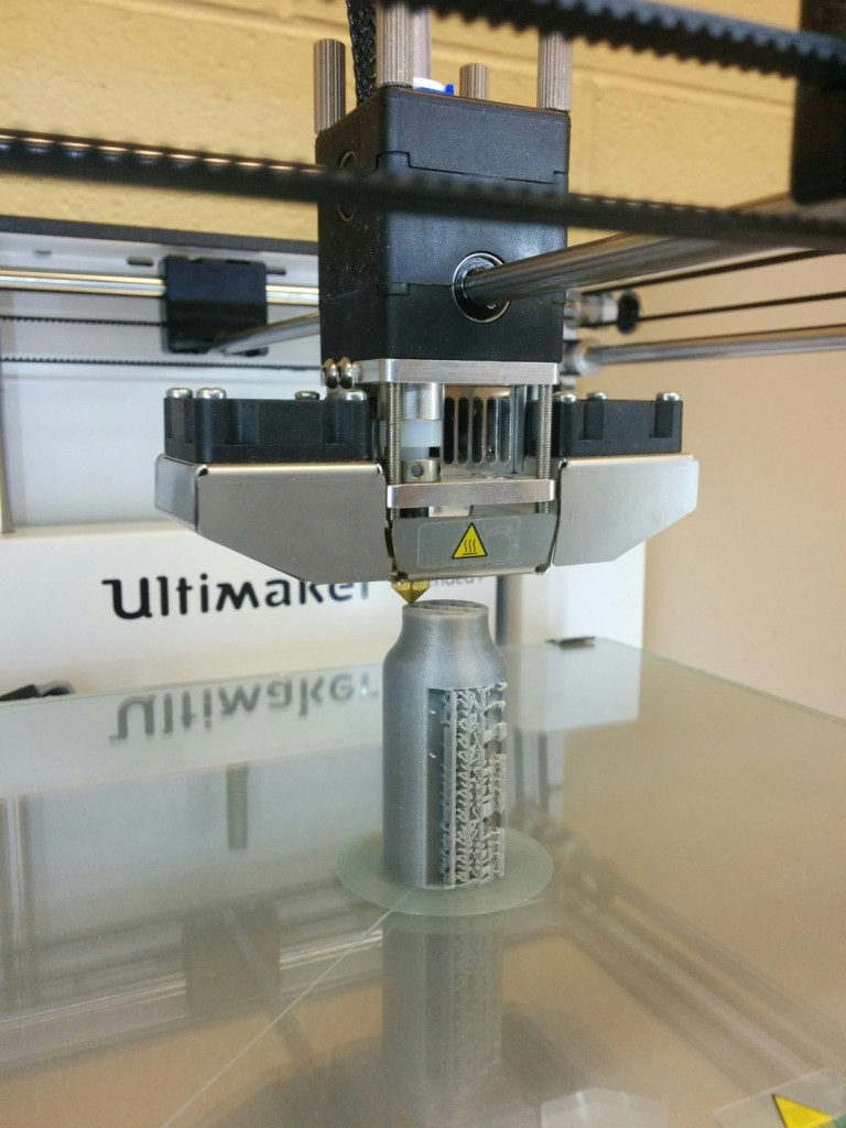 UWIN_3D Print Club Launches For Students Interested In 3D