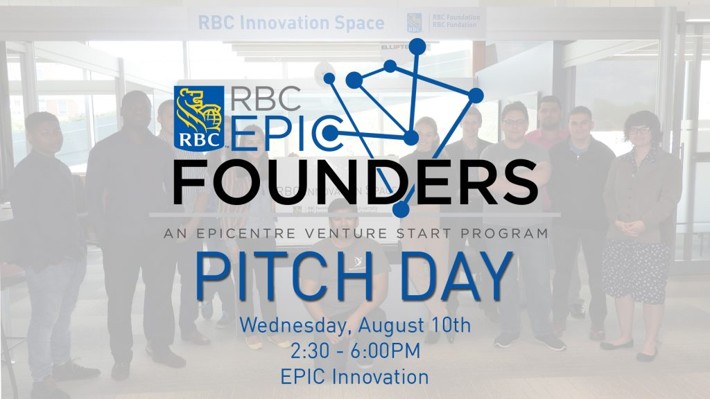 RBC EPIC Founders Pitch Day