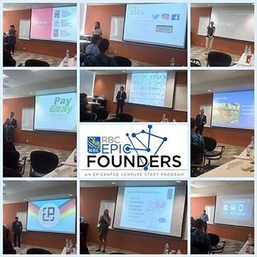 RBC EPIC Founders Pitch Day 2016