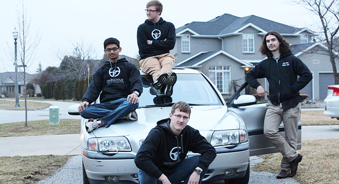 The Optimotive Team