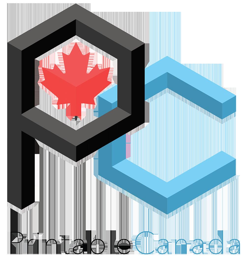 Printable Canada Logo