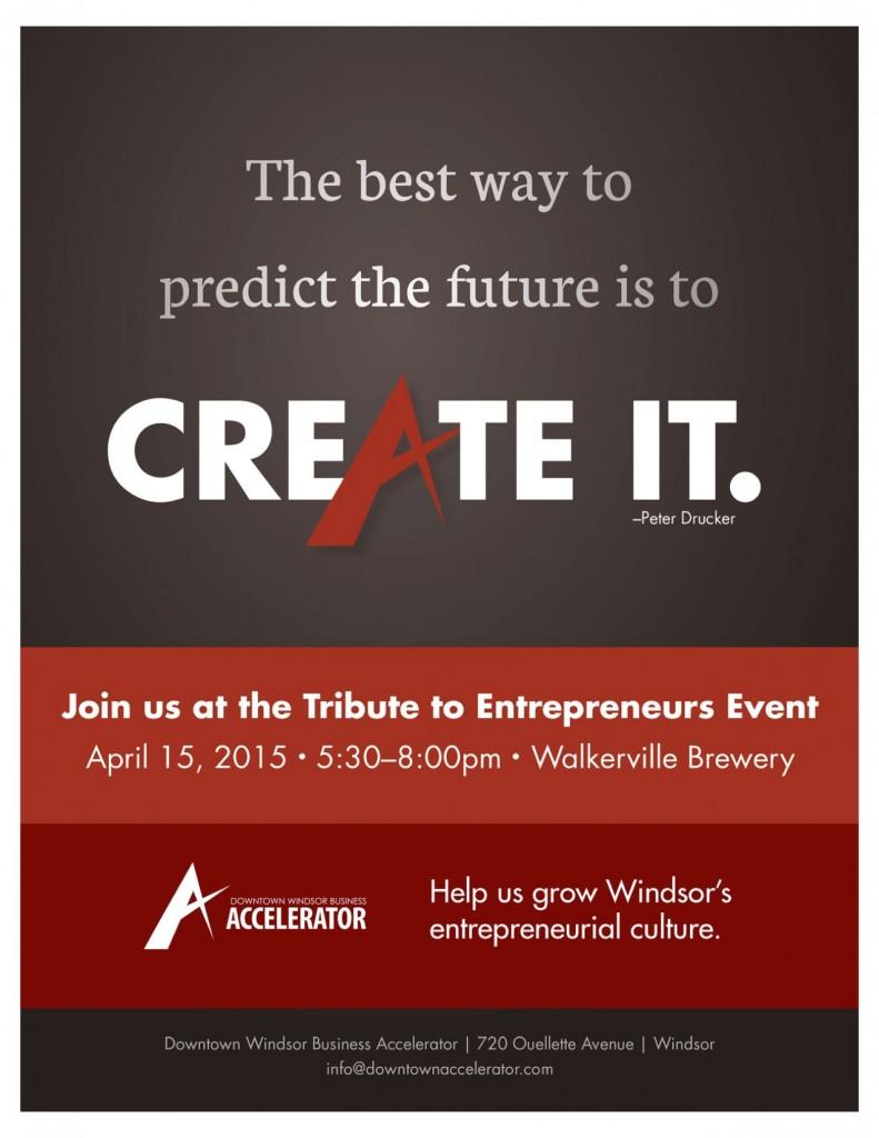 Tribute to Entrepreneurs Event