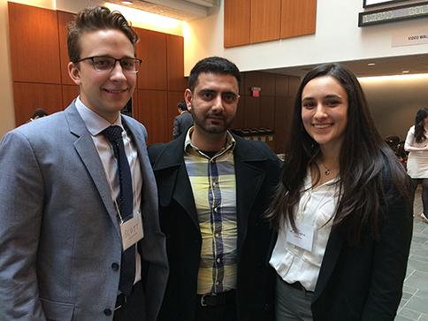 CBMC 2016 - Scott Sanger, Ali Abdulhussein, Luciana Giglio