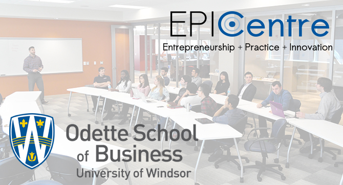 Odette School of Business and EPICentre