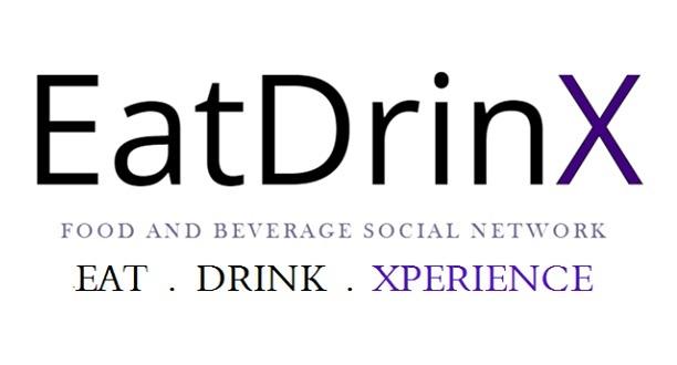 EatDrinkX Logo