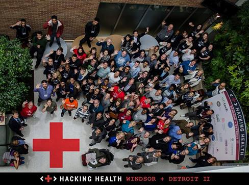 Hacking Health Windsor-Detroit II